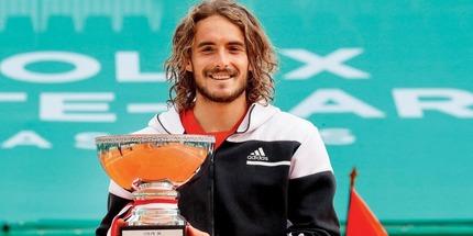 Стефанос Циципас выиграл Мастерс в Монте-Карло