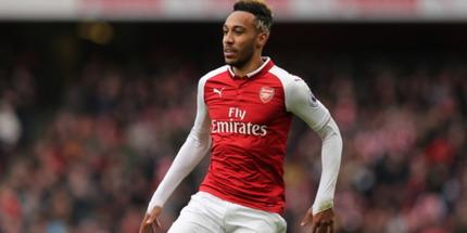 Обамеянг желает подписать контракт с Арсеналом на улучшенных условиях