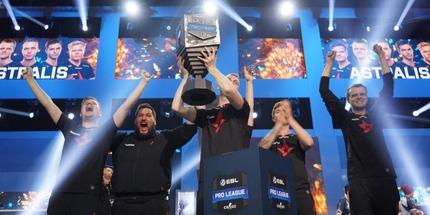 Astralis обыграла Team Liquid и стала победителем ESL Pro League Season 8 по CS:GO