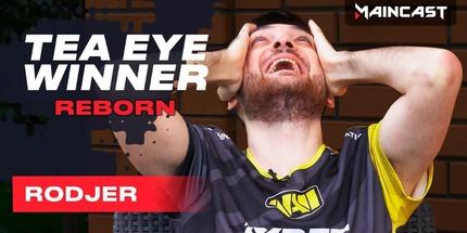 Видео: RodjER сыграл в викторине Tea Eye Winner: Reborn по Dota 2