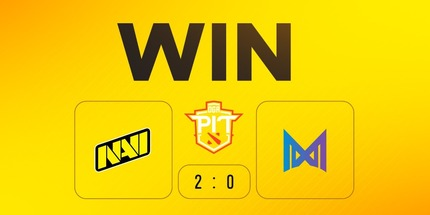 NAVI победила Nigma в первом матче OGA Dota PIT Season 3: Europe/CIS