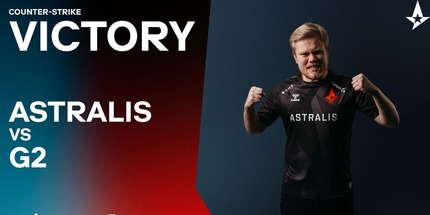 Astralis прошли в финал виннеров на BLAST Premier: Global Final 2020