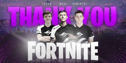 Team Secret отказалась от подразделения по Fortnite