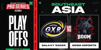 BOOM и SMG сыграют в финале виннеров BTS Pro Series S8: Southeast Asia