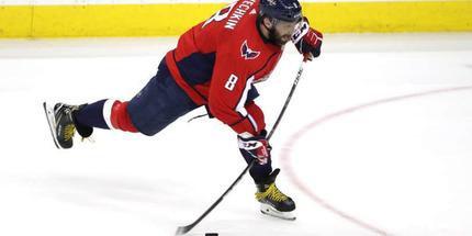 Александр Овечкин забил 700-й гол в НХЛ