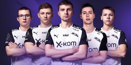 Польский клуб AGO обновил свой основной состав по CS:GO