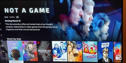 На Netflix выйдет документальный фильм про киберспортсменов