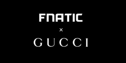 Клуб Fnatic анонсировал коллаборацию с брендом Gucci