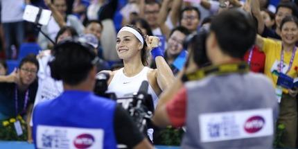 Арина Соболенко выиграла Малый Итоговый турнир
