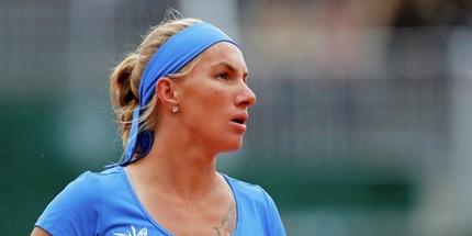 Светлана Кузнецова не сыграет на турнире в Мадриде