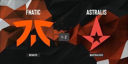 Team Spirit и Astralis сыграют в плей-офф ESL Pro League Season 12 по CS:GO