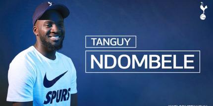 Ндомбеле хочет остаться в Тоттенхэме