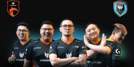 Игроки TNC возглавили таблицу лиги DPC 2021 для Юго-Восточной Азии