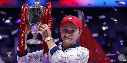 Эшли Барти стала чемпионкой Итогового турнира WTA