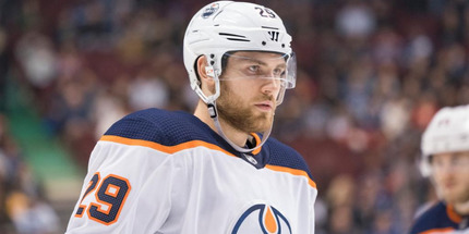 Впервые в истории НХЛ лучшим бомбардиром сезона стал немецкий хоккеист