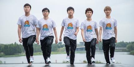 Игроки Suning вышли в гранд-финал чемпионата мира по LoL
