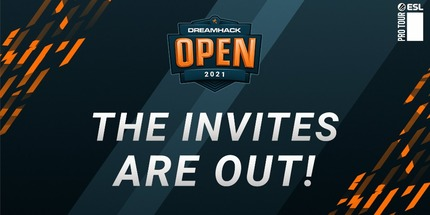 Gambit и Team Spirit сыграют на DreamHack Open January 2021: Europe