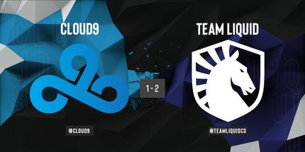 Liquid переиграла Cloud9 на ESL Pro League S12 по CS:GO для Америки