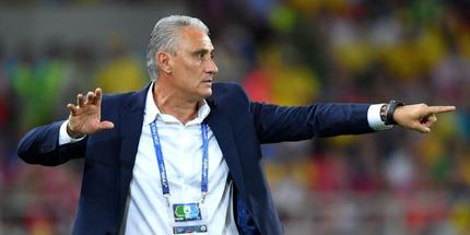 Федерация футбола Бразилии хочет продлить контракт с Тите
