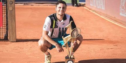 Миомир Кецманович выиграл турнир в Китцбюэле