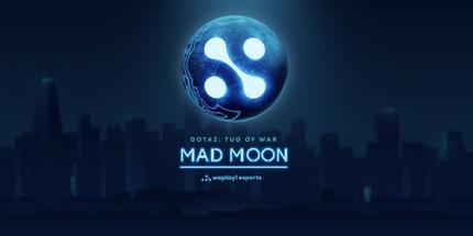 Жеребьёвка групповой стадии WePlay! Tug Of War: Mad Moon по Dota 2