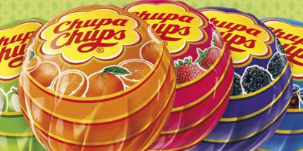 Компания Chupa Chups стала партнёром клуба Winstrike