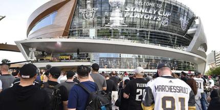 НХЛ может отказаться от проведения матчей плей-офф в Лас-Вегасе
