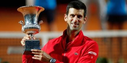 Новак Джокович выиграл турнир в Риме