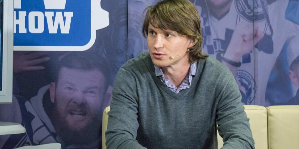 Михаил Грабовский – спортивный директор «Динамо» Мн
