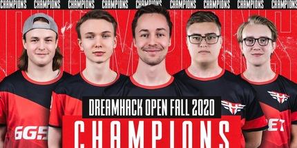 Heroic выиграла онлайн-турнир DreamHack Open Fall 2020 по CS:GO