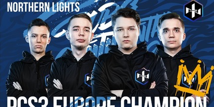 СНГ-команда Northern Lights победила на PUBG Continental Series 3: Europe