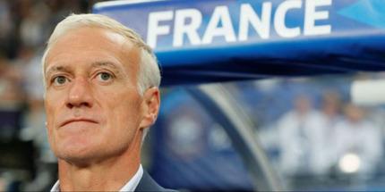 Дешам может продлить контракт со сборной Франции