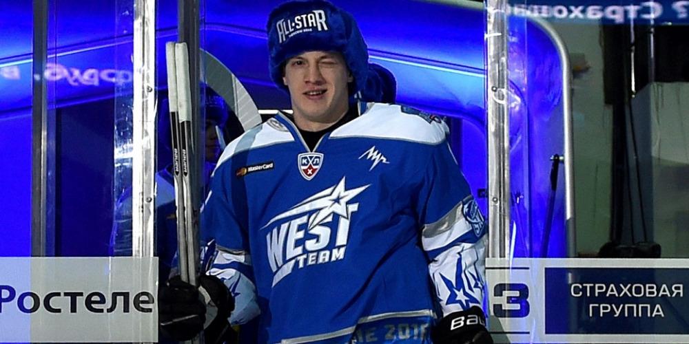 Дмитрий Кагарлицкий перешел в СКА