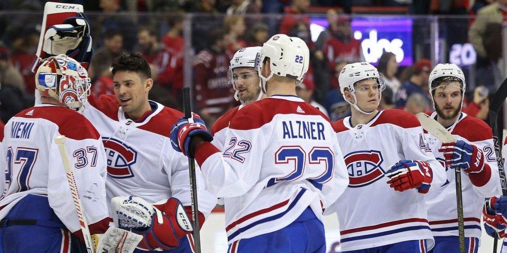 Монреаль Канадиенс НХЛ