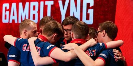 Gambit Youngsters взяли двухнедельный перерыв от турниров по CS:GO