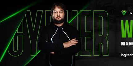 Ян waylander Рахконен присоединился к составу IVY по Valorant