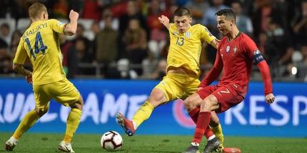 Миколенко может не сыграть против Эстонии и Сербии
