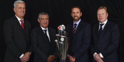 Состоялась жеребьевка Финала четырех Лиги наций