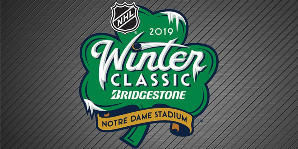 НХЛ презентовала логотип Зимней Классики-2019