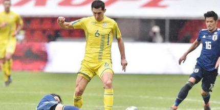 Степаненко не сыграет против Испании