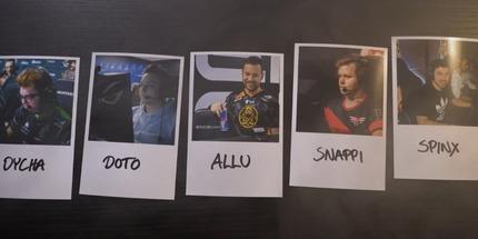 Официально: ENCE подписала четырёх новичков в команду по CS:GO