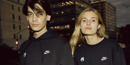 Фото: клуб Team Spirit и бренд Nike выпустили коллекцию одежды SPIRITED