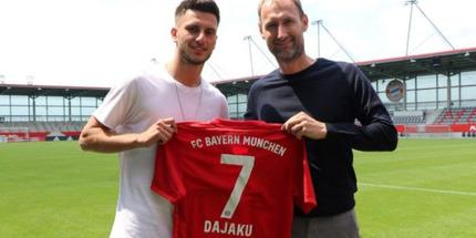 Бавария подписала таланта из