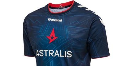 Фото: Astralis представили новую форму на сезон-2021/2022