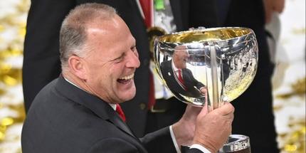 Тренер Галлан, выигравший золото с Канадой, возглавил Нью-Йорк Рейнджерс