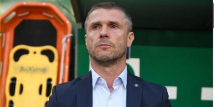 Ребров признан тренером года в Венгрии
