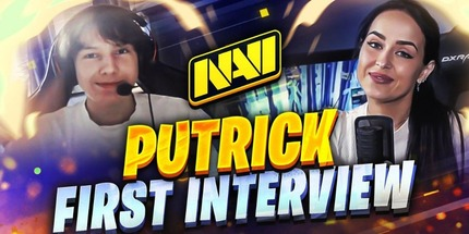 Видео: первое интервью 15-летнего игрока Natus Vincere по Fortnite