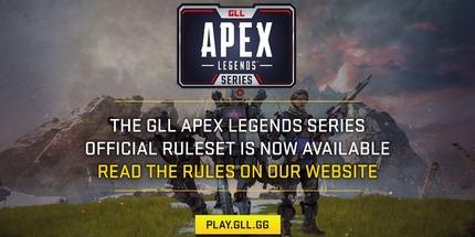 Natus Vincere, Virtus.pro и Gambit Esports пригласили на GLL Apex Legends Series