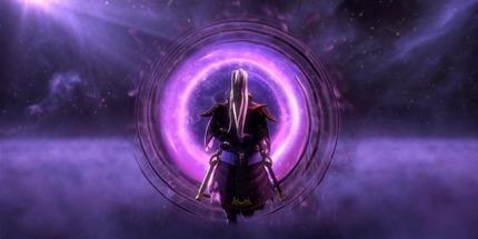 В Dota 2 появится четвёртый герой-дух — Void Spirit