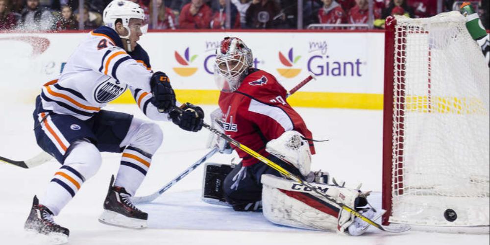Коннор Макдэвид установил очередной рекорд НХЛ